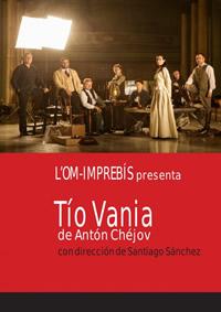 <i>Tío Vania</i>, de Anton Chejov