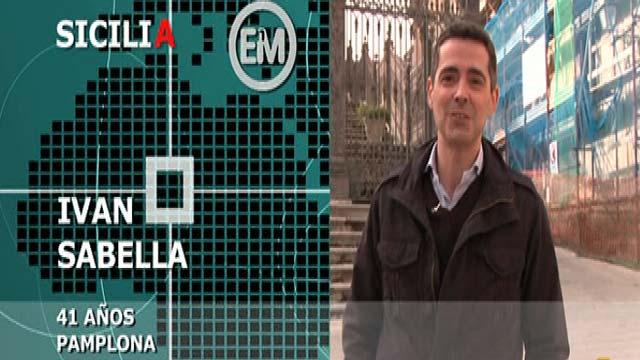 Españoles en el mundo - Sicilia - Iván