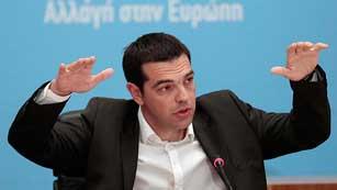 Ver vídeo  'El izquierdista Syriza promete trabajar para que Grecia siga en la eurozona'