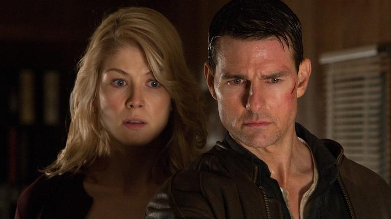 Días de cine - 'Jack Reacher'