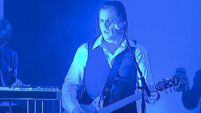 Jack White presenta en Madrid su primer disco en solitario