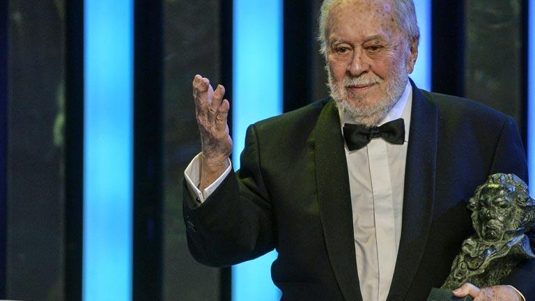 Jaime de Armiñán, premio de honor en los Goya 2014