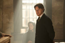 James McAvoy interpreta al joven abogado Frederick Aiken