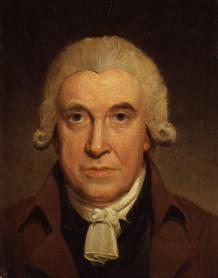 James Watt, el inventor de la máquina de vapor