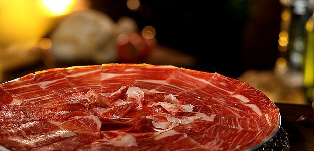 """El jamón ibérico es una de las """"joyas"""" de nuestra gastronomía."""