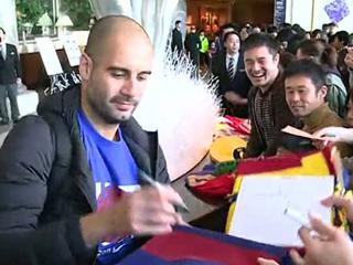 Ver vídeo  'Japón despide al Barça'