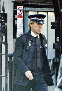 Javier Bardem en la única imagen caracterizado como 'Silva'