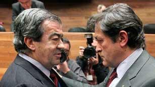 Ver vídeo  'Javier Fernández elegido nuevo presidente del Principado de Asturias'