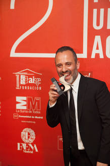 Javier Guti&eacute;rrez, Mejor Actor Protagonista 2011