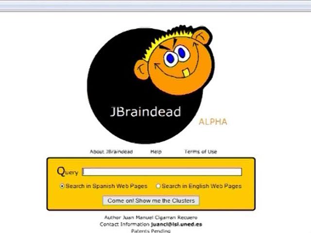 UNED - I+D - JBraindead: más allá del buscador clásico