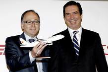 Los jefes de Iberia e Iberia Express