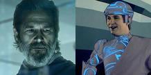 Jeff Bridges en 'Tron', 30 años y un Oscar después