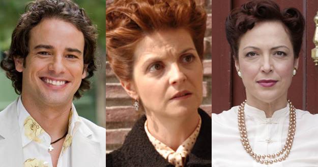 Jermer, Yolanda y Triz, las nuevas vecinas de la Plaza de los Frutos