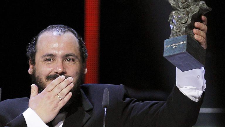 Joaquín Núñez, Goya al mejor actor revelación por