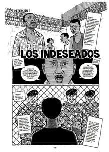 JOE SACCO: LOS LECTORES TIENEN HAMBRE DE ALGO MÁS QUE EL MINUTO A MINUTO