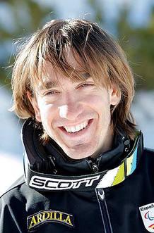 Jon Santacana, miembro del equipo de los Juegos Paralímpicos de vancouver
