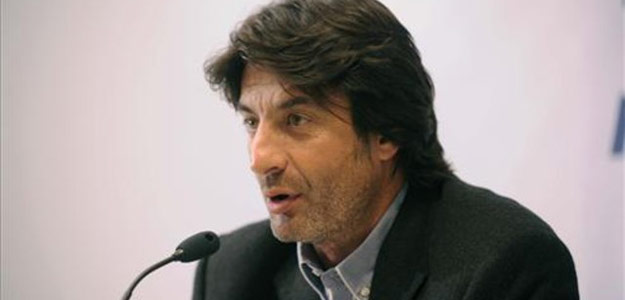 Jordi Villacampa, presidente del Joventut de Badalona.