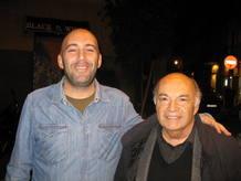 Jorge González y Horacio Altuna