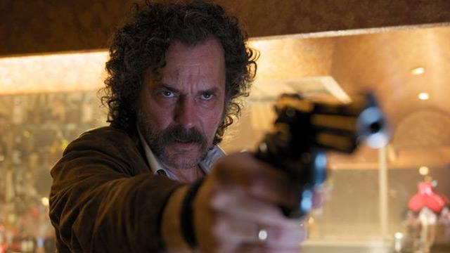 José Coronado, protagonista de cine de acción