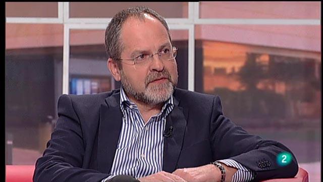 """Para todos La 2 - Entrevista:José Manuel Navarro, """"El principito y la gestión empresarial; yo gano, tú también"""""""