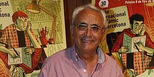 """José Ortíz: """"Hay que creer en la profesión de dibujante y luchar"""""""
