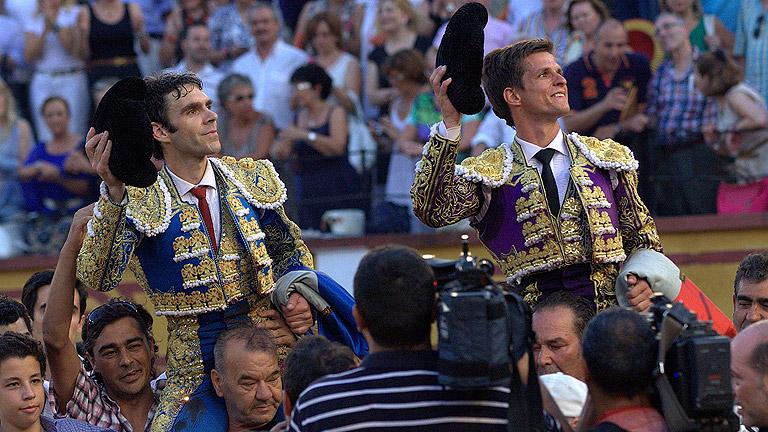 José Tomás da en Badajoz la primera de las tres únicas corridas de la temporada