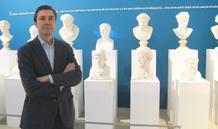 José Vicente Quirante, coordinador de la exposición