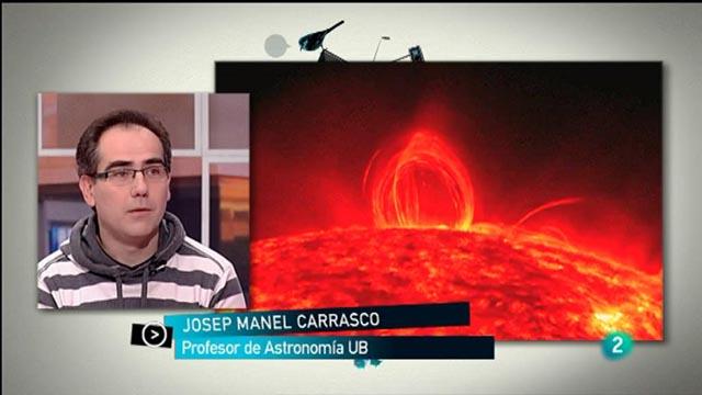 Para todos la 2 - Entrevista: Josep Manel Carrasco, profesor de Astronomía