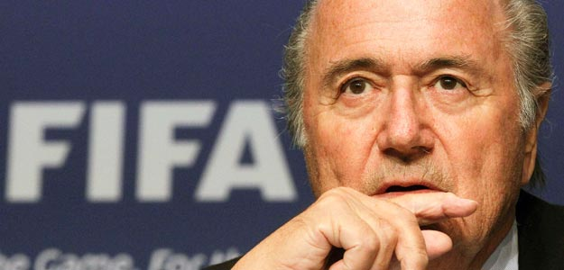 Joseph Blatter, presidente de la FIFA, informa sobre las decisiones del Comité Ejecutivo