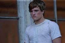 """Josh Hutcherson interpreta a Peeta Mellark, el otro """"tributo"""" del Distrito 12"""