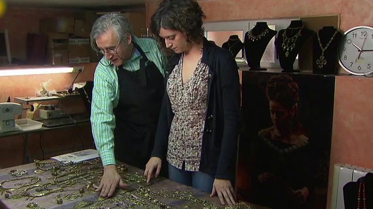 Isabel - Las joyas de la serie