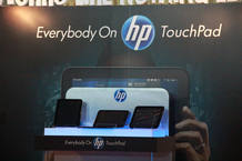 Los 'tablets' de HP tampoco han cumplido las expectativas de ventas