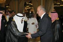 Juan Carlos I viaja a Arabia Saudí