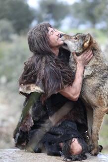Juanjo Ballesta en 'Entre lobos'