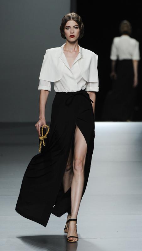 Juanjo Oliva cumple diez años en la moda con nombre propio.