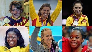 Los Juegos de Londres, la explosión definitiva del deporte femenino