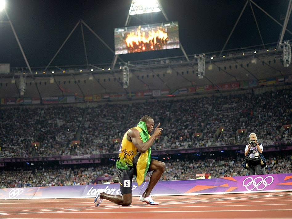 En los Juegos Olímpicos de Londres 2012, varios astros eclipsaron las gestas del resto de deportistas. Uno de ellos fue el jamaicano Ussain Bolt, que se coronó como el velocistas más grande de la historia al registrar un tiempo de 9,63 segundos, segu