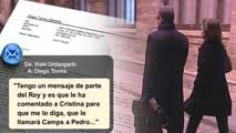 Ir al Video&nbsp;El juez confirma que quiere investigar las declaraciones de la infanta y Urdangarin