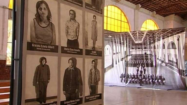 Macrojuicio por crímenes contra la humanidad en Argentina