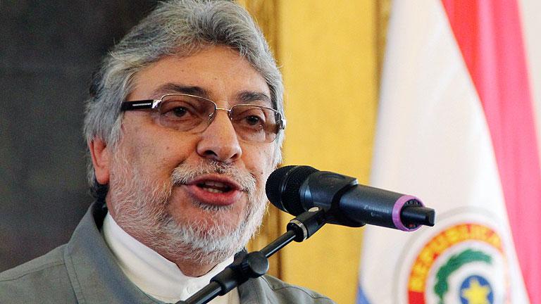 """El Congreso de Paraguay abre un """"juicio político"""" a su presidente, Fernando Lugo"""