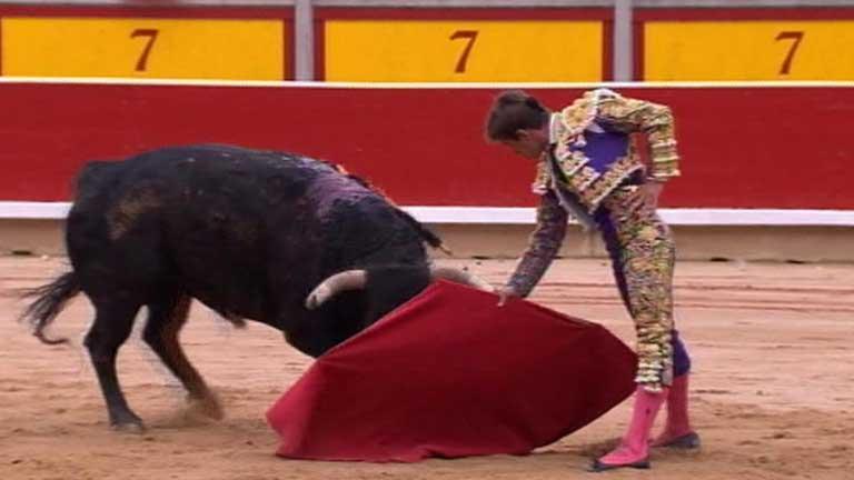"""""""El Juli"""" dice que el toreo está en manos de la juventud"""