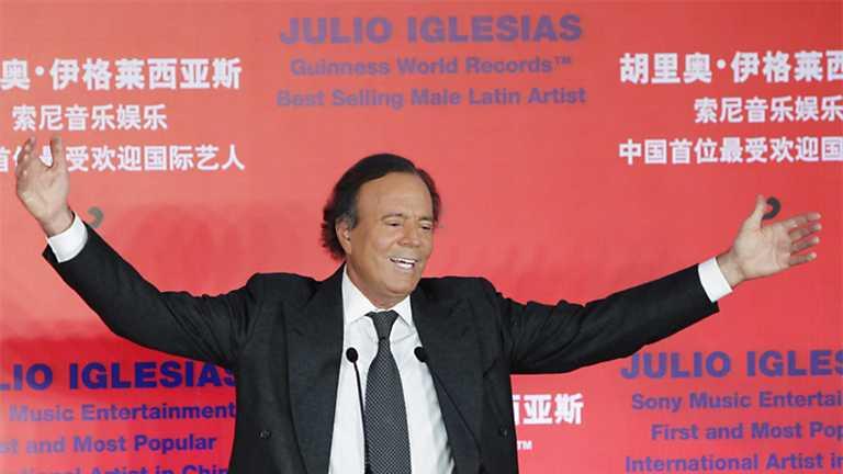 Informe semanal - Julio Iglesias, récord latino