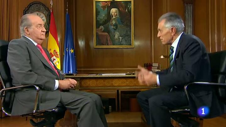 Entrevista al rey Juan Carlos