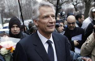 Ver vídeo  'Un juzgado parisino ha absuelto al ex primer ministro francés, Dominique de Villepin'