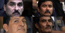 Juzgan a cuatro exmilitares guatemaltecos por el asesinato de 250 campesionos en la guerra civil