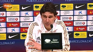 Ver v&iacute;deo  'Karanka: &quot;Los jugadores han mandado un mensaje al madridismo&quot;'