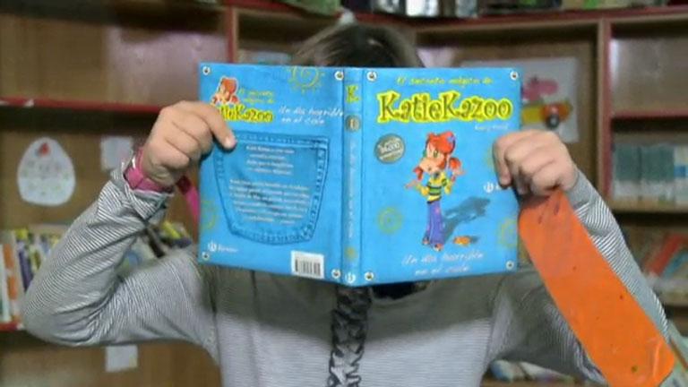 "Página 2 - Mini club de lectura: ""Katie Kazoo"""