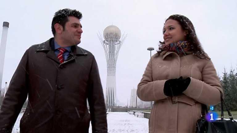 Españoles en el mundo - Kazajistán