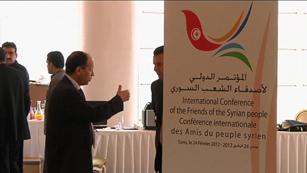 Ver vídeo  'Kofi Annan, enviado especial de Naciones Unidas y la Liga Árabe para Siria'