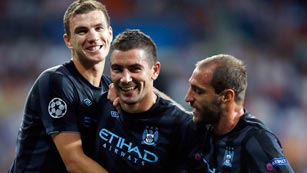 Ver v&iacute;deo  'Kolarov vuelve a adelantar al City (1-2)'